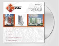 Cd Card - Deko