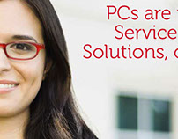 Dell web banners
