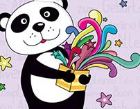 Panda / Cartão