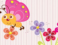 Flores / Cartão