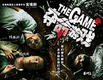 Poster Design - The Game @ ntv7