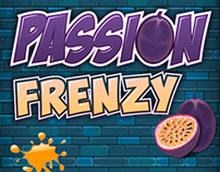 Sirup Marquisa - Passion Frenzy