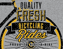 Quality Fresh Bicycling Rides