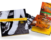 Kate Nash CD Packaging