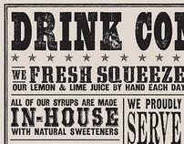 Drink Congress Poster