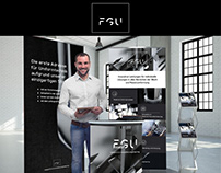 FGU Redesign / Online Communication