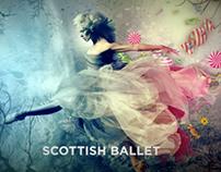 "Scottish Ballet ""Hansel&Gratel"" motion graphics"