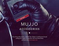 Mujjo accessories