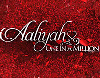 BET Network: Aaliyah One in A Million Show Open