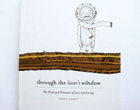 Poety Book Design - Through the Lover's Window