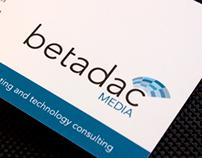 Betadac Media Branding
