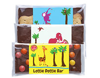 Zoe's Chocolate Bars for Kids