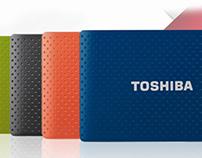 Toshiba's & evoMAG HDD Facebook app
