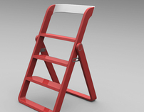 Object Creative - Step Stool and Ladder