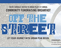 Urban Peak - CS Off the Street Fundraiser Breakfast