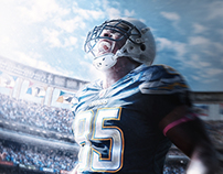 Antonio Gates (NFL) - Part II