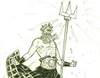 Poseidon rage