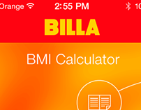 BIlla iPhone iOS7 App