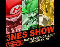 3 NES EXHIBITION