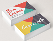 Blitz Print House Business Card Templates