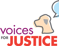 Logo Development: Voices for Justice
