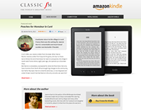 Classic FM and Kindle