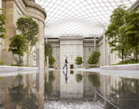 Robert and Arlene Kogod Courtyard – Smithsonian