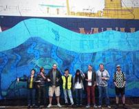 Halmyre Street Mural - Blameless / LeithLat