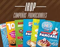 Campañas Promocionales IHOP