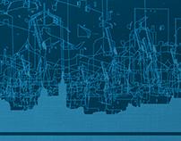 Illustration textile pour le CG13