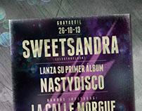 CD - Sweet Sandra