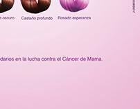 Avisos para Cancer de mama