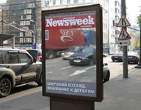 Russian Newsweek Mirrors