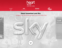 Heart FM and Sky