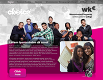 Choice Fm and West Kings College