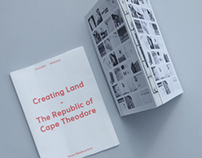 Creating Land - The Republic of Cape Theodore