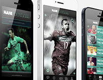 NANI FOOTBALL APP