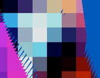 Adidas / Sleigh Bells Poster