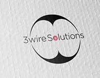 3wireSolutions logo