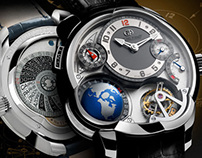 GREUBEL FORSEY - THE GMT