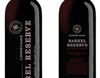 Cooper's Hawk™ Package Design – Barrel Reserve