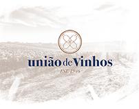 União de Vinhos // Branding