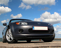 Photoshoot: Mazda MX5 vs Toyota Supra
