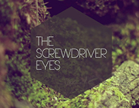 The Screwdriver Eyes / Cover Arts