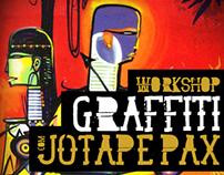 Workshop Graffiti JotapePAX