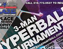 Hyperball Tournament Flyer