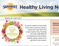 Sunsweet Newsletter