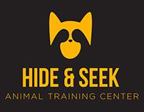Hide & Seek Updated | Logo & Identity