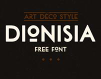 DIONISIA | Free Font