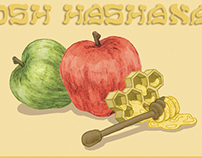 Rosh Hashanah Card